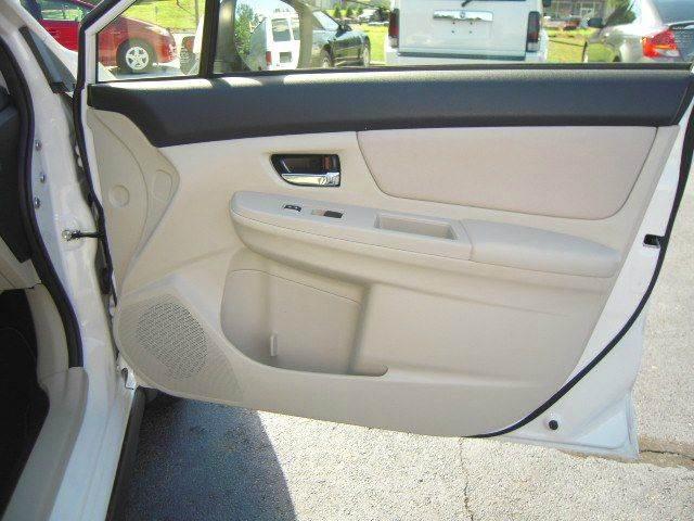 2013 Subaru XV Crosstrek AWD 2.0i Premium 4dr Crossover CVT - Branchville NJ