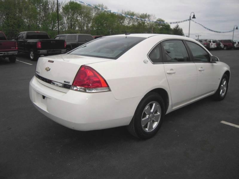 2008 Chevrolet Impala LT 4dr Sedan - Branchville NJ
