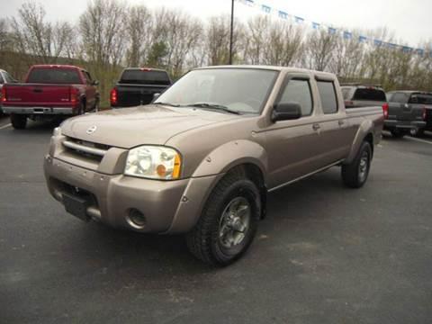 2004 Nissan Frontier