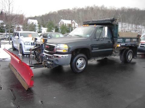 2004 GMC 3500