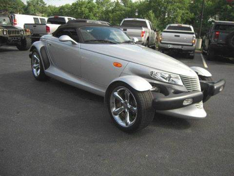 2000 Plymouth Prowler for sale in Branchville, NJ