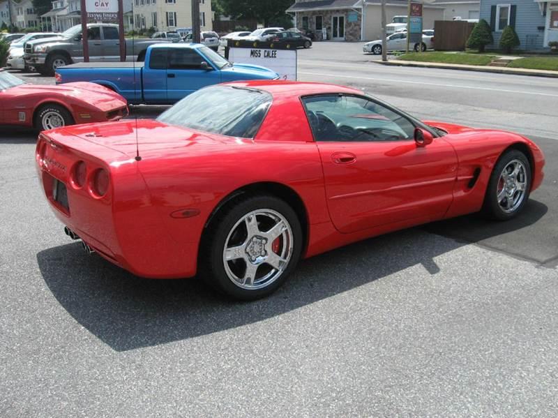1999 Chevrolet Corvette 2dr Coupe - Landisville PA