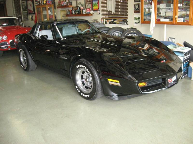 1982 Chevrolet Corvette 2dr Coupe - Landisville PA
