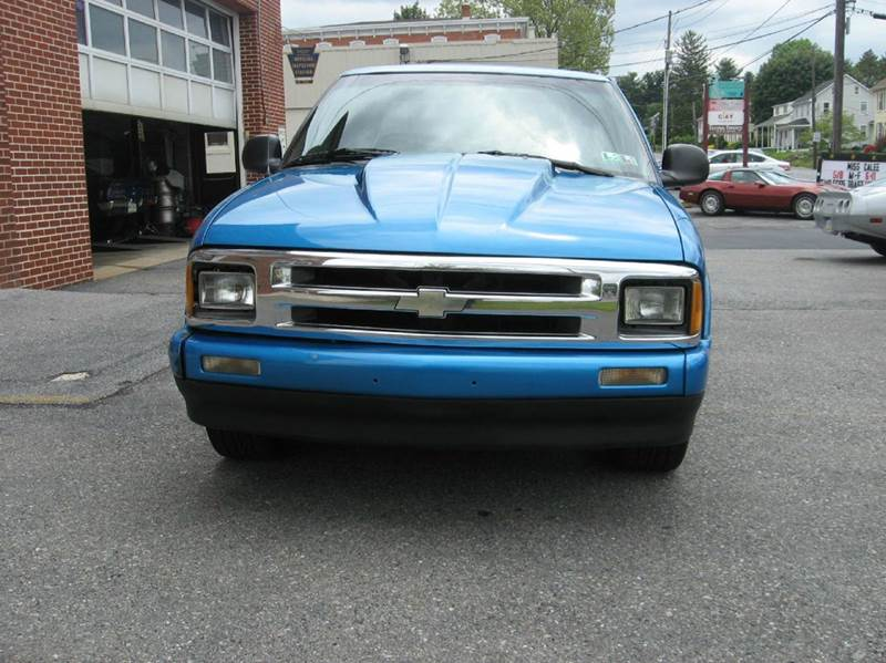 1994 Chevrolet S-10 2dr LS Extended Cab SB - Landisville PA