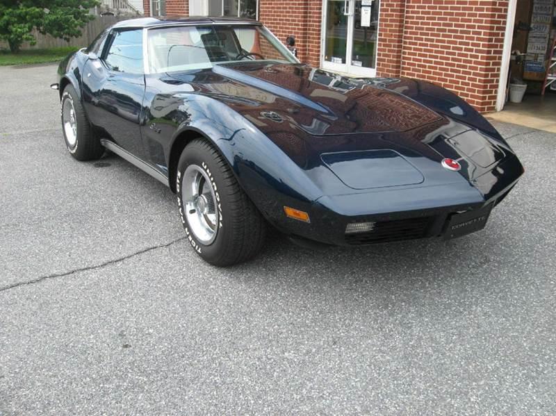 1973 Chevrolet Corvette 4 speed - Landisville PA