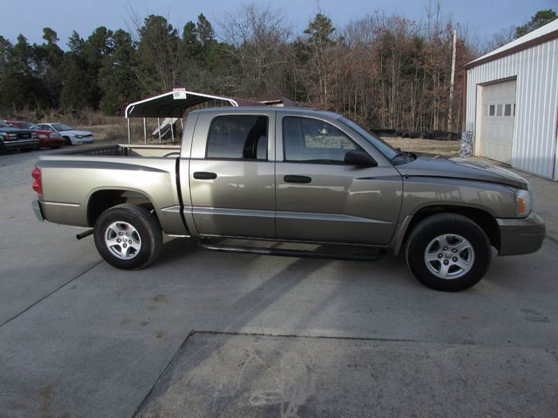 2006 dodge dakota slt 4dr quad cab sb in salem ar hills. Black Bedroom Furniture Sets. Home Design Ideas