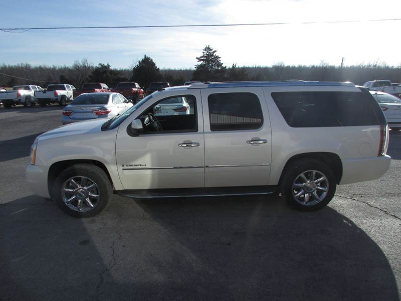 2009 gmc yukon xl awd denali 4dr suv in salem ar hills. Black Bedroom Furniture Sets. Home Design Ideas