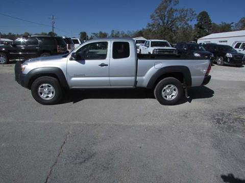 Used toyota tacoma for sale arkansas for Teeter motor co used car division malvern ar