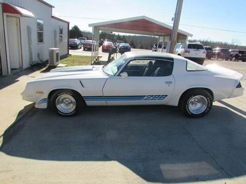 1981 chevrolet camaro for sale. Black Bedroom Furniture Sets. Home Design Ideas