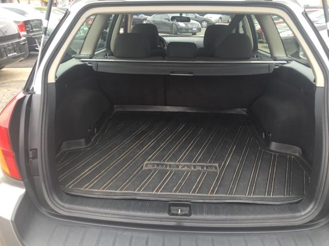 2006 Subaru Outback AWD 2.5i 4dr Wagon w/Automatic - Bridgeport CT