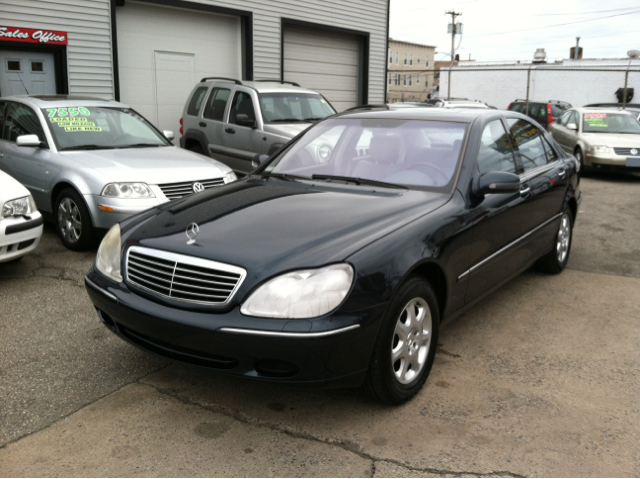 Used 2002 mercedes benz s class for sale 1930 main st for Mercedes benz fairfield ct
