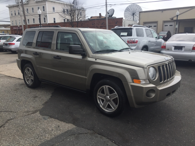 2008 Jeep Patriot 4x4 Sport 4dr SUV w/CJ1 Side Airbag Package - Bridgeport CT