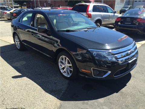 2010 Ford Fusion for sale in Bridgeport, CT