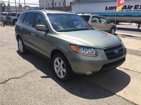 2008 Hyundai Santa Fe for sale in Bridgeport, CT