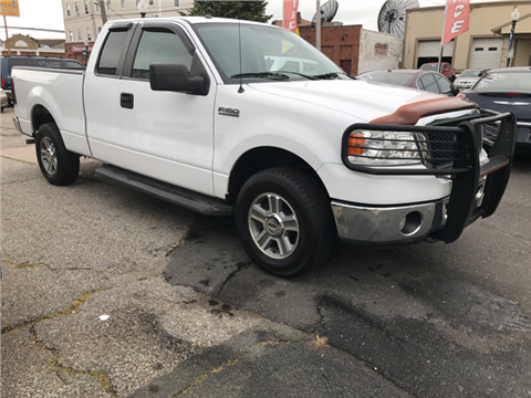 2007 Ford F-150 for sale in Bridgeport, CT
