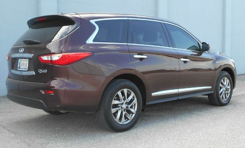 2014 infiniti qx60 awd 4dr suv in tulsa ok m g motor sports. Black Bedroom Furniture Sets. Home Design Ideas