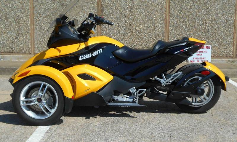 2009 Can-Am Spyder RS In Tulsa OK - M G Motor Sports
