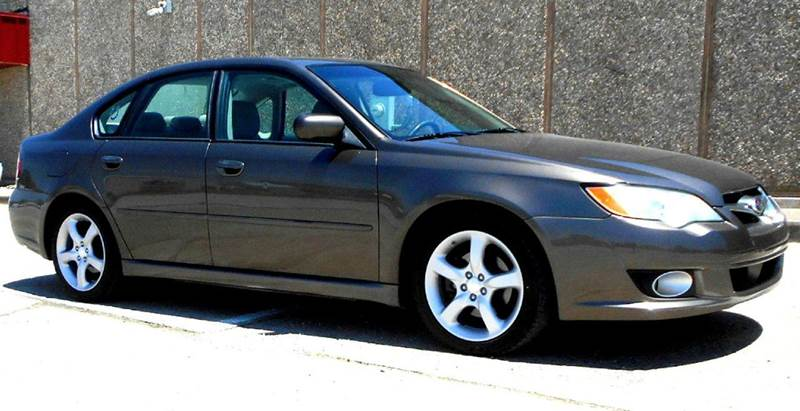 2008 subaru legacy awd limited 4dr sedan 4a in tulsa. Black Bedroom Furniture Sets. Home Design Ideas