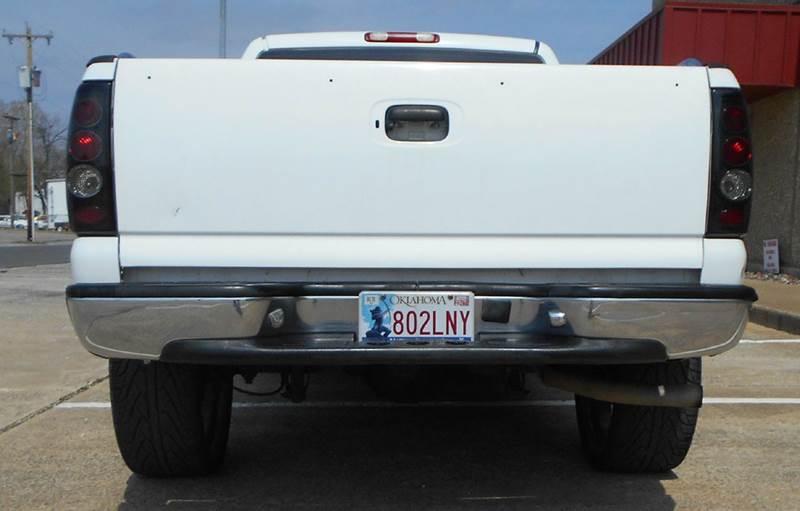 2000 Chevrolet Silverado 1500 Base 2dr Standard Cab SB - Tulsa OK