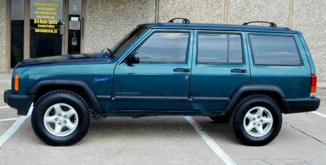 1997 Jeep Cherokee