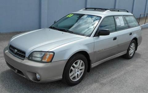 2003 Subaru Outback for sale in Tulsa, OK