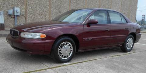 2001 Buick Century