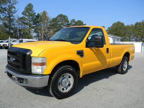 2008 Ford F-250 Super Duty for sale in Angier, NC