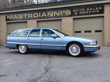 1992 Oldsmobile Custom Cruiser for sale in Palmer, MA