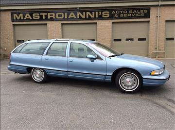 1992 Oldsmobile Custom Cruiser for sale in Palmer, MA