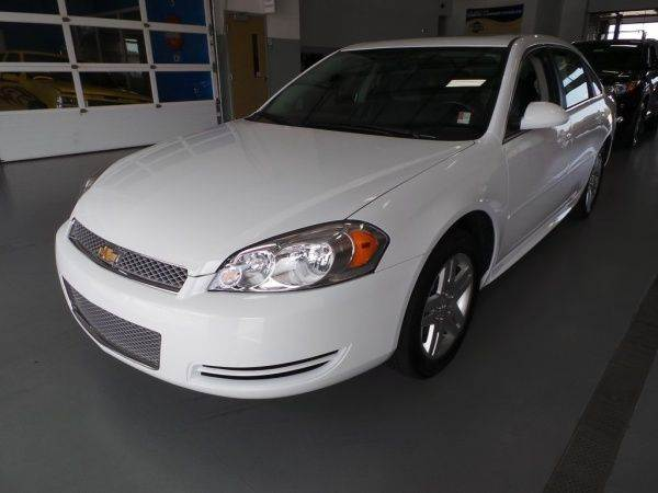 2013 CHEVROLET IMPALA LT FLEET 4DR SEDAN white need financing we can help call now  call today