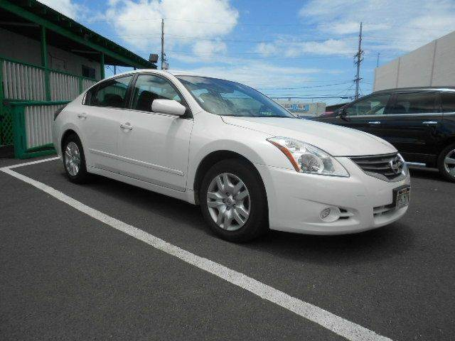 2008 NISSAN ALTIMA 25 S SULEV 4DR SEDAN CVT white need financing we can help call now  call t