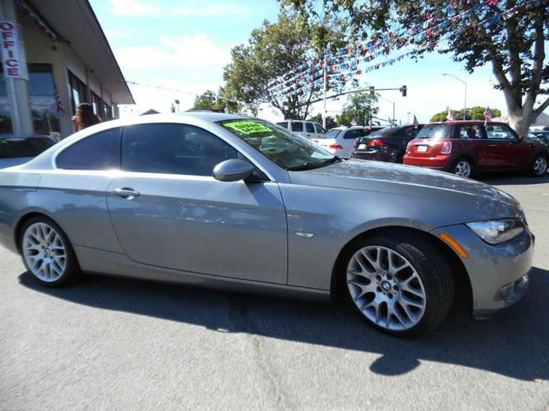 2007 BMW 3 SERIES 328I 2DR COUPE gray need financing we can help call now  call today  call t