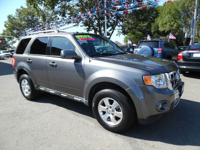 2012 FORD ESCAPE LIMITED 4DR SUV grey need financing we can help call now  call today  call th