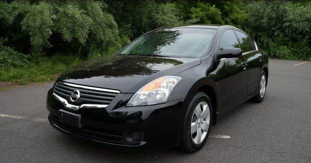 2014 NISSAN ALTIMA 25 S 4DR SEDAN black need financing we can help call now  call today  call