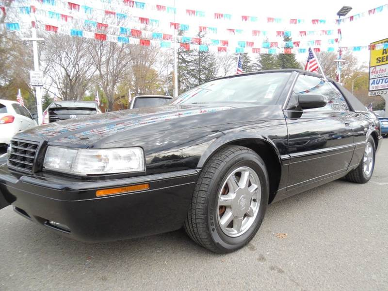 2000 CADILLAC ELDORADO ETC 2DR COUPE black need financing we can help call now  call today  c