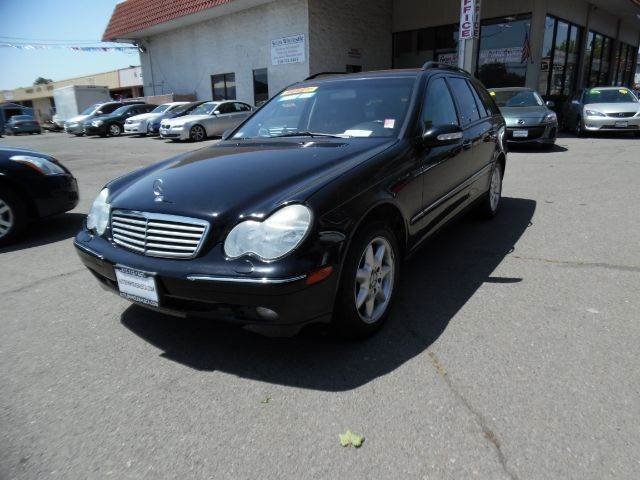 2002 mercedes benz c class c320 4dr wagon in fremont. Black Bedroom Furniture Sets. Home Design Ideas