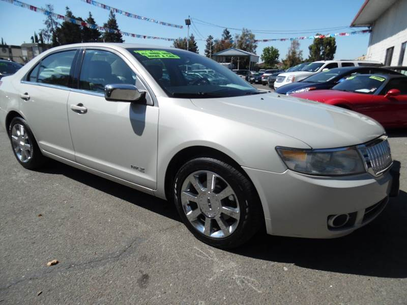 2007 LINCOLN MKZ BASE AWD 4DR SEDAN silver need financing we can help call now  call today  c