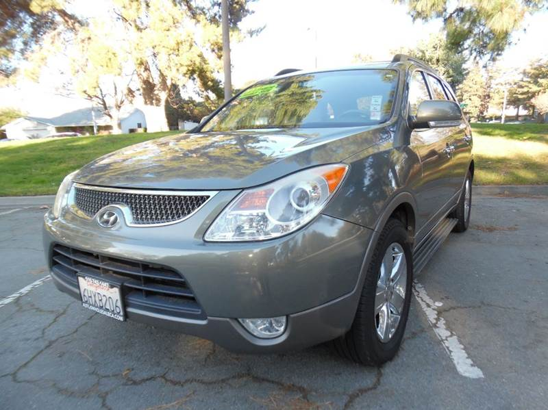 2008 HYUNDAI VERACRUZ LIMITED AWD 4DR CROSSOVER bronze need financing we can help call now  ca