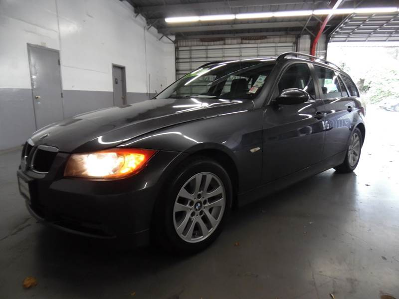 2007 BMW 3 SERIES 328I 4DR WAGON gray need financing we can help call now  call today  call t