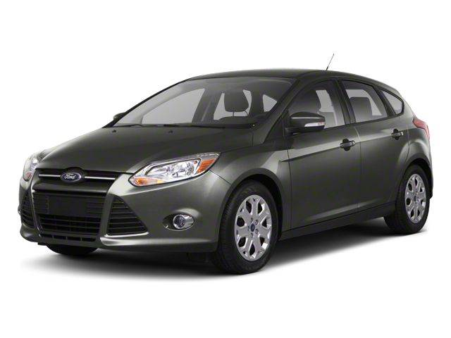 2012 FORD FOCUS SE 4DR HATCHBACK gray certified pre-owned  need financing we can help call n