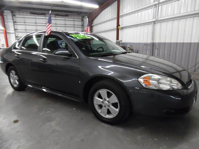 2010 CHEVROLET IMPALA LT 4DR SEDAN gray need financing we can help call now  call today  call