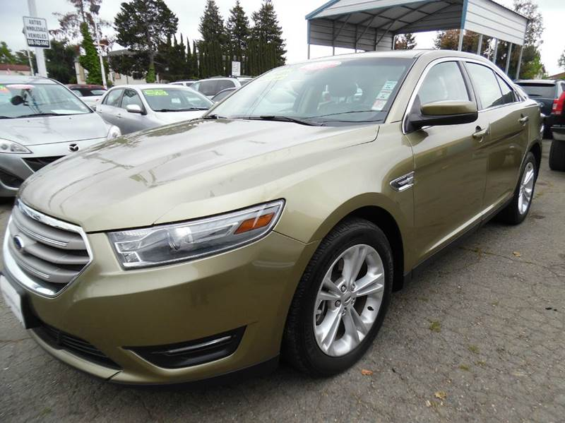 2013 FORD TAURUS SEL 4DR SEDAN ginger ale need financing we can help call now  call today  cal