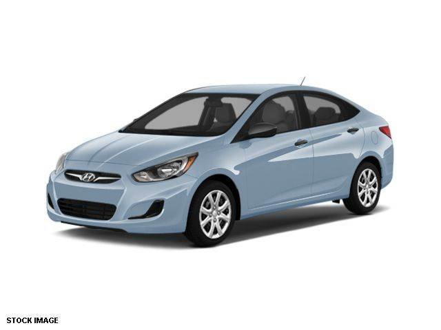 2014 HYUNDAI ACCENT GLS 4DR SEDAN 6A blue need financing we can help call now  call today  cal