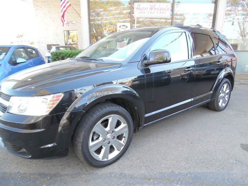 2010 DODGE JOURNEY SXT AWD 4DR SUV black need financing we can help call now  call today  call