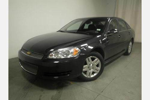 2013 CHEVROLET IMPALA LTZ 4DR SEDAN black need financing we can help call now  call today  cal