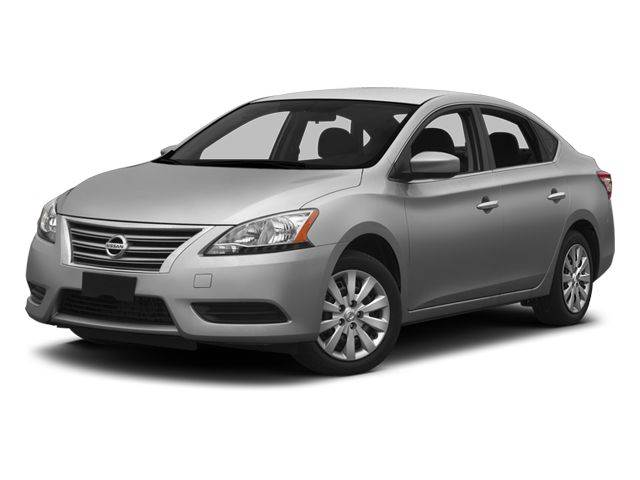 2014 NISSAN SENTRA SV 4DR SEDAN gray need financing we can help call now  call today  call the