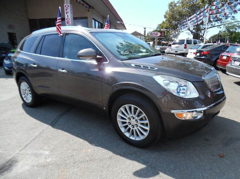 2008 BUICK ENCLAVE CXL 4DR SUV brown need financing we can help call now  call today  call th