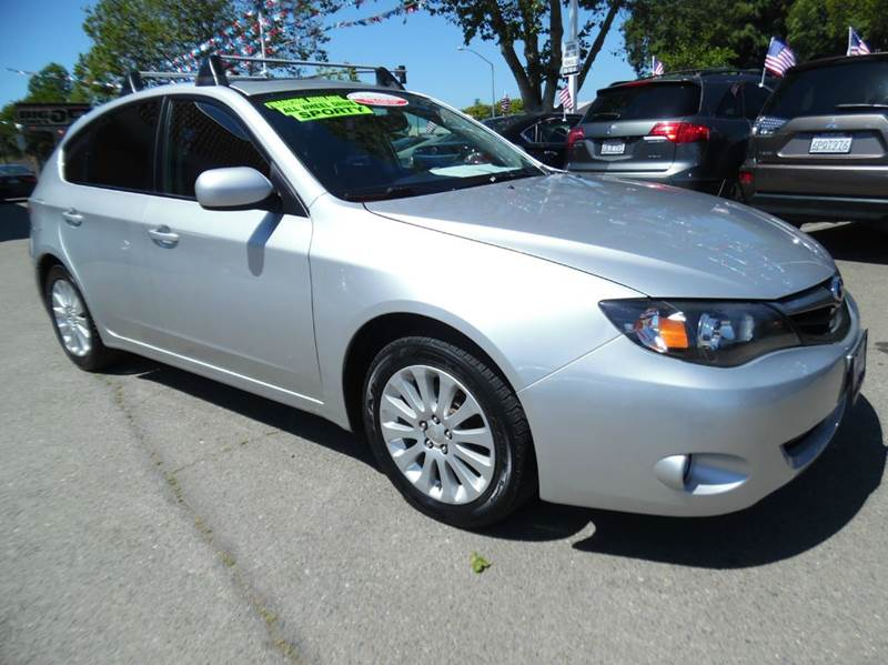 2010 SUBARU IMPREZA 25I PREMIUM AWD 4DR WAGON 4A silver need financing we can help call now  c