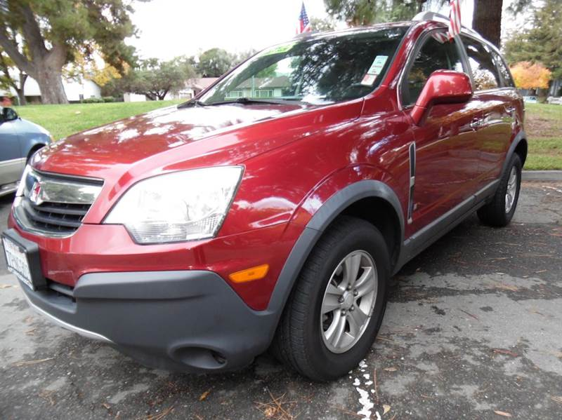 2008 SATURN VUE XE-V6 AWD 4DR SUV red need financing we can help call now  call today  call t