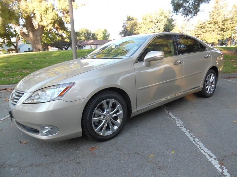 2010 LEXUS ES 350 BASE 4DR SEDAN champagne need financing we can help call now  call today  ca